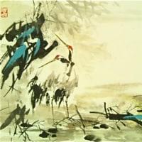 ICCPS 国際中国書法国画家協会 2012年