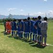 サッカー部 インターハイ県予選1回戦