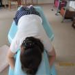 腰痛改善 病院より確実と 看護師さん来店