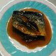 【食】ヒラメの刺身・潮汁、マゴチのアラ煮、サバ味噌