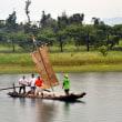 100年前のアミ族の帆船、ソロモン諸島のプロに指導を仰いで再現/台湾