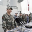 中国 台湾海峡で軍事演習 台湾独立論けん制