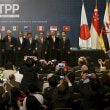 TPP合意 発効へ秒読み 加盟11か国に「最大のクリスマスプレゼント」