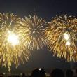油津港の花火大会