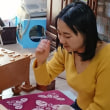 12月9日中村真梨花女流三段による指導対局会の風景