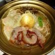 Weekendの麺処巡り 麺屋武蔵 神山 で 貝雲ら〜麺