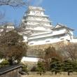 姫路城のお顔いろいろ