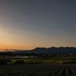 粕川から見た赤城山