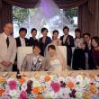 卒業生の結婚式