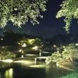 夜の岡山。