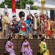 会津祭り、藩侯行列開催!