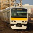 2018年2月23日  総武線  平井 E231系A516編成