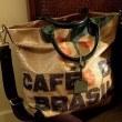 コーヒーのバッグ