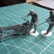 タミヤ (1/48)爆弾搭載地上員セット