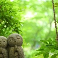 8月のカバー画像「長谷寺の良縁地蔵」
