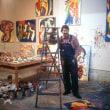 オランダの画家で、彫刻家のカレル・アペルが生まれた。
