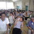 2018年8月9日 長野県長野市立三本柳小学校 校内研修会