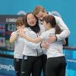 平昌五輪 カーリング女子(LS北見)は銅メダルを獲得!
