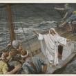 「奇跡を行うキリスト:突風と湖を静める」 マルコによる福音書4章35~41節