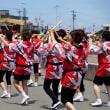婦人部の 踊りパレード (鳥羽市相差)