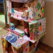 【大きい猫】Catハウス修繕工事完了【Big cat】 Cat House repair work completed