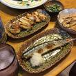 あぁ〜昼夜、秋刀魚三昧!