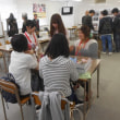 11月26日グループ校:長尾谷高校文化祭にワークショップで参加しました。