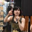 今日(9/20)UNIONFIELDさんに出演!情熱のライブ!/10月のイベントはスペシャル!
