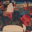 びょうぶとあそぶ  東京国立博物館
