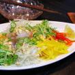 おさしみサラダ(いずみ鯛)