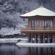 今昔奈良名所「浮御堂と浮見堂」