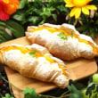 【マンゴークリームサンド☆国産小麦のクロワッサン】横浜の美味しいパン かもめパンです!