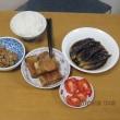 高野豆腐とナス