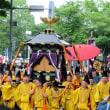 札幌・街の一コマ : 北海道神宮祭