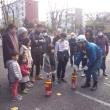 マンションの防災訓練を開催