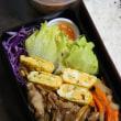 10月5日  豚肉と舞茸の オイスターソース炒め弁当