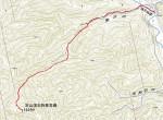 オフミ登山 「定山渓天狗岳Ⅲ峰 (1114m)」