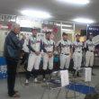 少年野球の卒団式