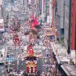 猛暑の祇園祭、前祭の山鉾巡行
