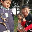 ●4/8 大久保農園  今日はトカゲ祭りだ!