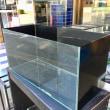 中古900×400×450オールガラス水槽
