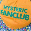 '90 SUPER FUZZ HYSTERIC FANCLUBクッション