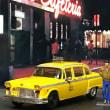 1/43 タクシードライバー トラヴィスとNYチェッカーキャブ 1/43 Custom figure TAXI DRIVER Travis and NY Checker Cab