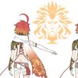 【キンスレ】デザコン裏話と、オルベル騎士の共通点
