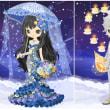 ニコッとタウン 2017年6月(13) 和柄ドレスと和柄タキシード ~Japanese-patterned Wedding Dress~