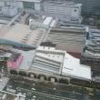 東京も雨でした