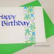 バースデイ・カード(Birthday Card)模様はマーカー