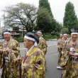 9月23日 谷保天満宮の例大祭が行われています