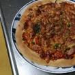 ピザを焼いた休日