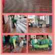 2018.5.24岡山・岡山 岡山市内で171PR・清掃活動